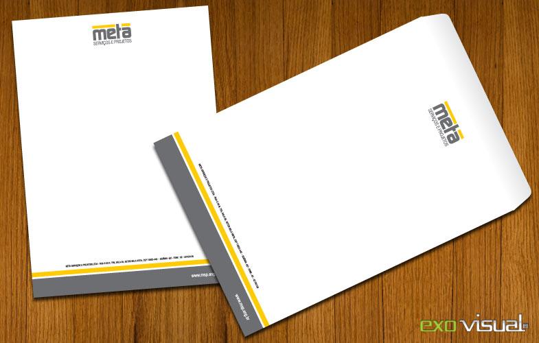 Impresi 243 N De 1000 Sobres Membretados A4 Imprenta B